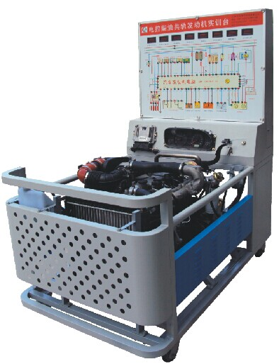 JD/QC223型通用别克电控发动机实训台