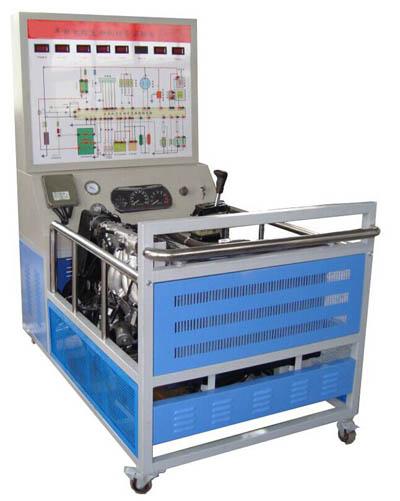 丰田凯美瑞电喷发动机实训台(2.4L)各类型院校教学设备用品