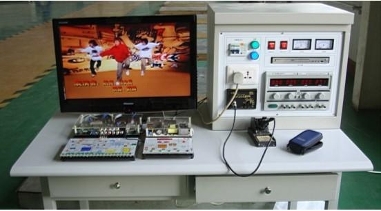 JD/99GAB型液晶电视组装调试与维修技能实训台