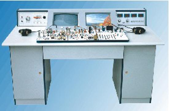 JD/99F型实电实验台、家用电器实验室设备(八合一实验装置)
