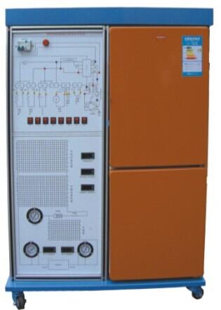 JD/9920FC型冰箱技能实训考核装置(双门电冰箱实训考核装置)