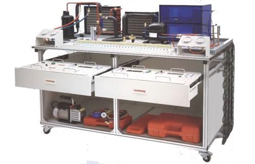 JD-XD11型现代制冷制热实训考核鉴定装置