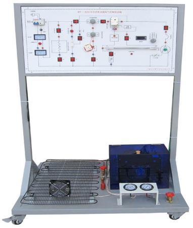制冷电路电气控制实训装置JD/2017P型