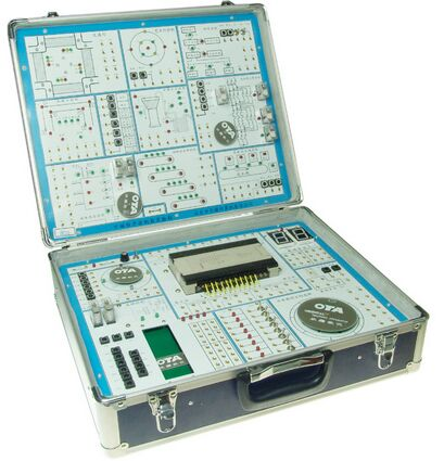 JD/PLC1型PLC可编程控制器实验箱