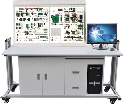JD/5500型单片机开发综合实验装置