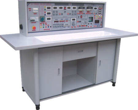 JD/S-820C型高级电工、模电、数电、电力拖动实验室成套设备