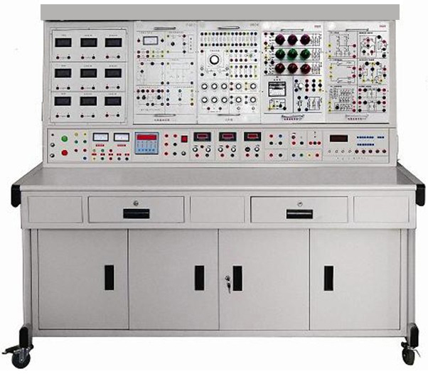 JD/DG-501D 型电工电子电力拖动、PLC控制及单片机综合实验装置