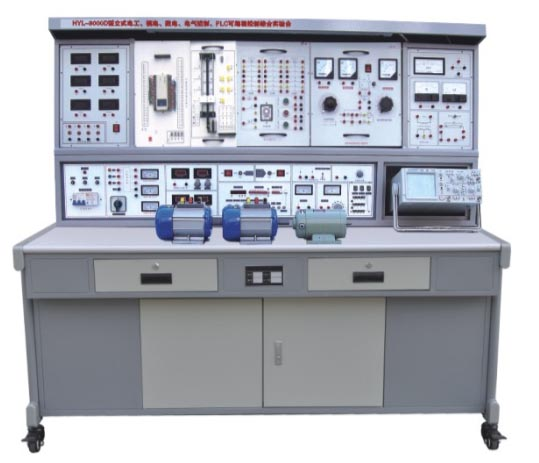 JD/L-3000D型电工电子及自动化控制实验装置
