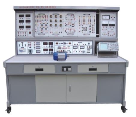 JD/L-3000A型立式电工、模电、数电实验装置