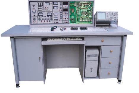 JD/3000I型模电、数电、EDA实验开发系统成套设备