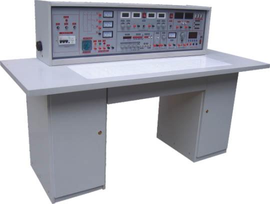 JD/3000C型电工、模电、数电、电气控制及直流电机实验室设备成套设备