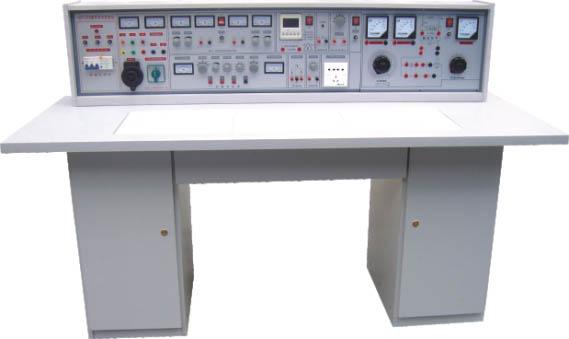JD/108型通用电工电子电力拖动(带直流电机)实验室设备