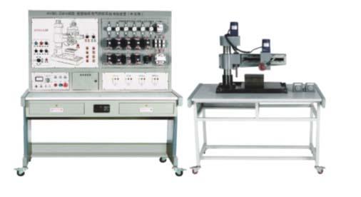 JD/BS-Z3040 摇臂钻床电气技能实训考核装置(半实物)