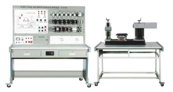 JD/BS-T68 卧室镗床电气技能实训考核装置(半实物)