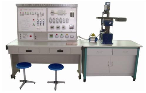 JD-M7120型平面磨床电气技能实训考核装置(半实物)