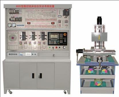JD-122数控机床四合一电气控制与维修实训台(西门子)