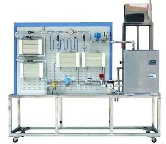 JD/RG-2型热水供暖系统管道安装实训装置