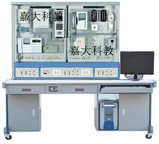 JD/LYCX-1型楼宇自控系统实训平台