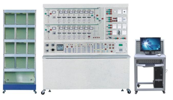 JD/LYCX-1型楼宇供配电及照明系统综合实训装置(LON总线)