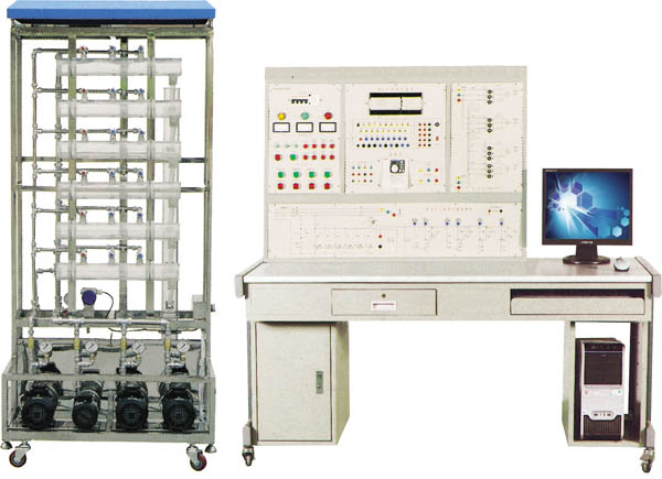 JD/LYGS-1型变频恒压供水系统实训装置