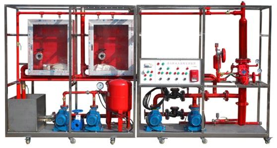 消火栓灭火系统实训装置【JD-X5】智能楼宇新品上市