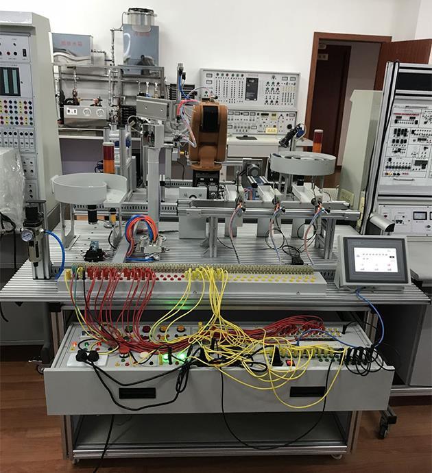 光机电一体化(自动生产线)实训装置