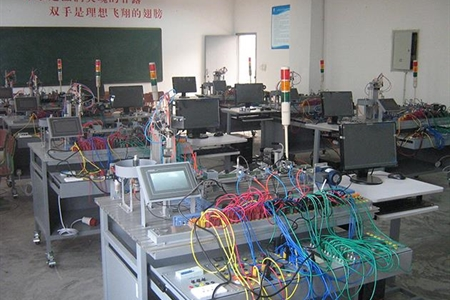 自动化生产安装与调试实训设备