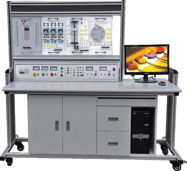 通用PLC与人机界面实验设备