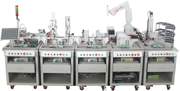 机电一体化综合实训考核设备