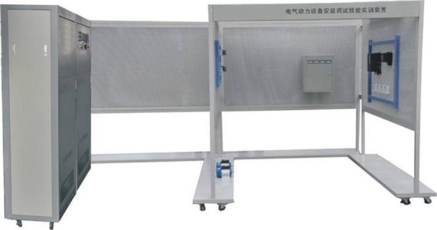 JDDAZ-08型电气动力设备安装调试技能实训装置(中级)