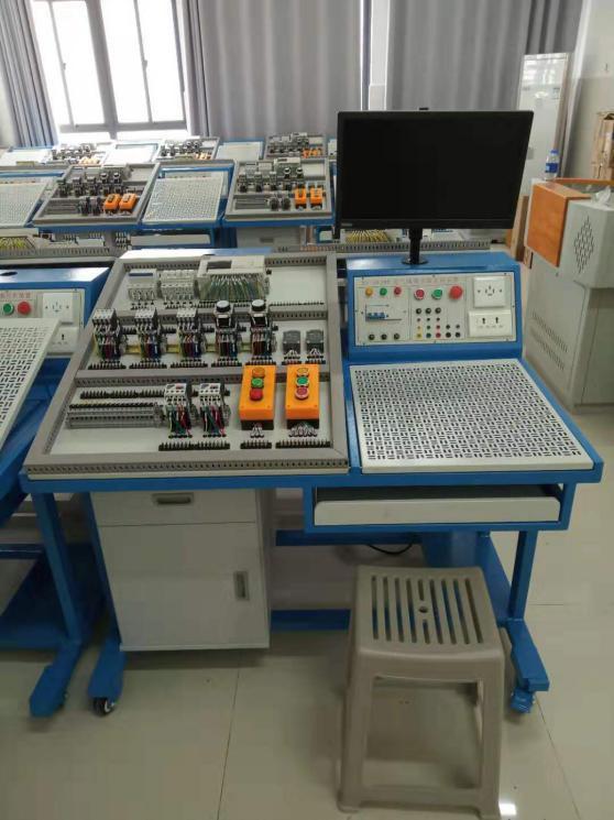 JDWDG-02D维修电工综合实训考核操作台