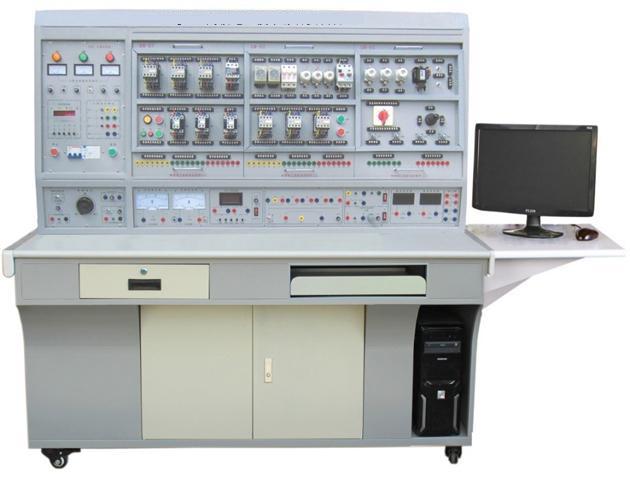 JDGJ-DG高级电工技术综合实训台