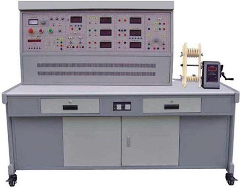 JDDJB-02电机维修及检测实训装置