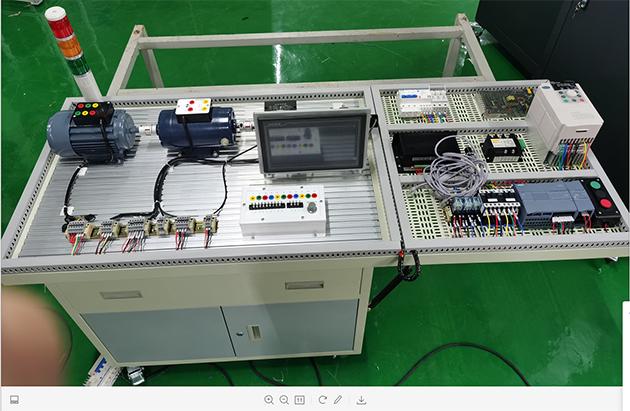 JD-DJZPA电机装配与运行检测实训考核装置