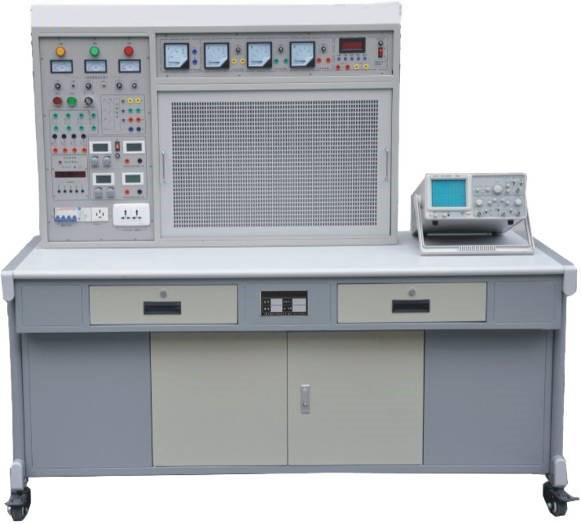 JDKW-860A电机控制实训台
