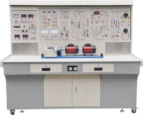 JDDD-504B型电力电子及电机控制技术实训装置