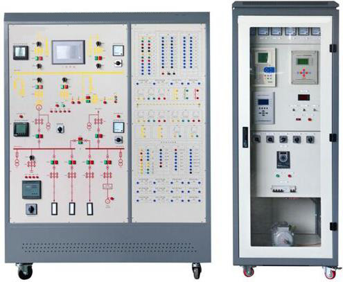 JDDLX-19型风电场电气系统实训装置