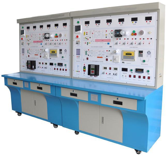 JD-TYN07 500W风光互补并网发电系统教学实训台