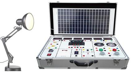 JD-PVT001光伏发电教学实验箱