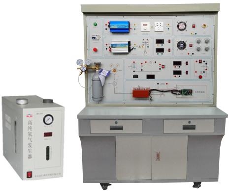 JD-ZRL081-A燃料电池发电教学实训系统