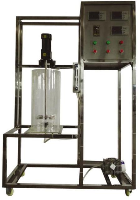 JDHG-YL26搅拌器性能测定实验装置