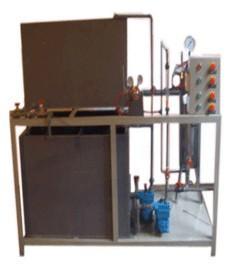 JD-QF/LX连续溶气气浮实验装置