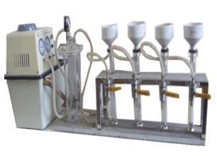 JD-TS/WN污泥脱水性能测定实验装置