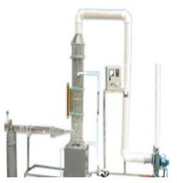 JD-XS/XL旋流板塔气体吸收实验装置