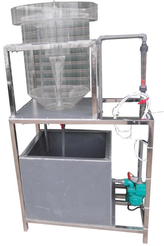 JD-JBT机械搅拌澄清池实验装置