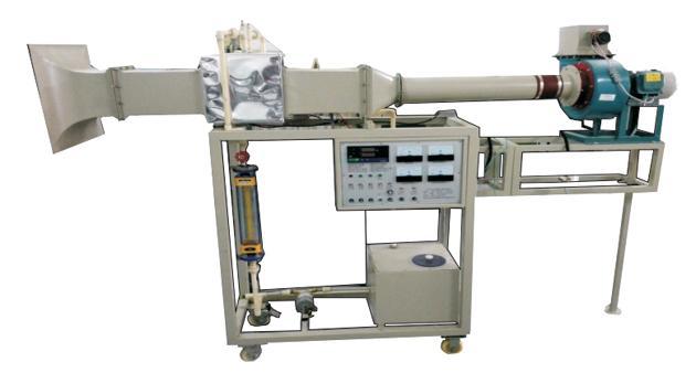JDJZL-06B空气加热系统模拟实验装置