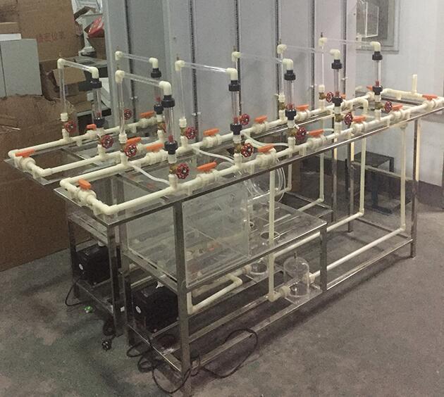 JD-535热网分布变频工况实验台