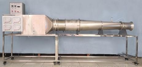 JD-008风室型风机性能测试实验装置