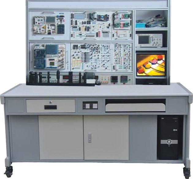 JDJCS-1113型创新型测控/传感器技术综合实验实训平台