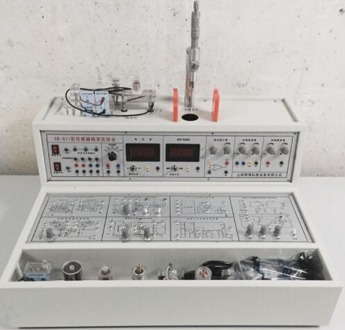 JD-811型检测与转换(传感器)技术实验台